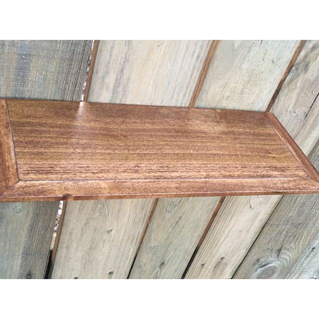 Crown Molding Floating Shelf For Sale - Image 4 of 4