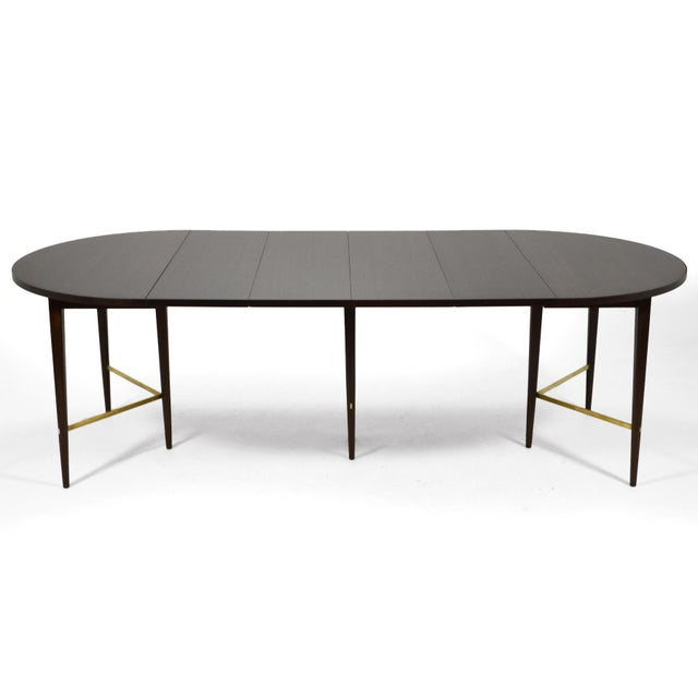 Paul McCobb Extension Dining Table by Calvin For Sale - Image 9 of 11