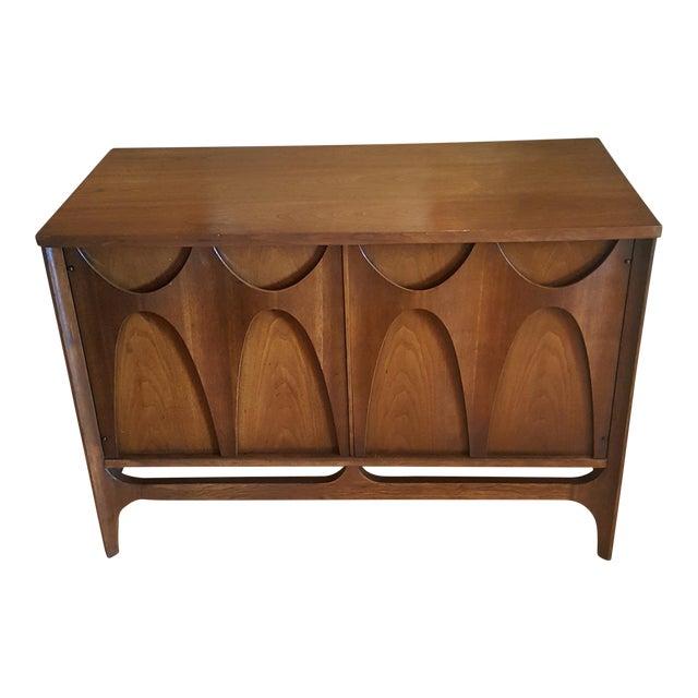 Brasilia Wood Sideboard - Image 1 of 9