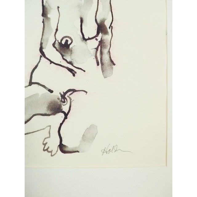Darling Ink Framed Drawing - Image 3 of 3