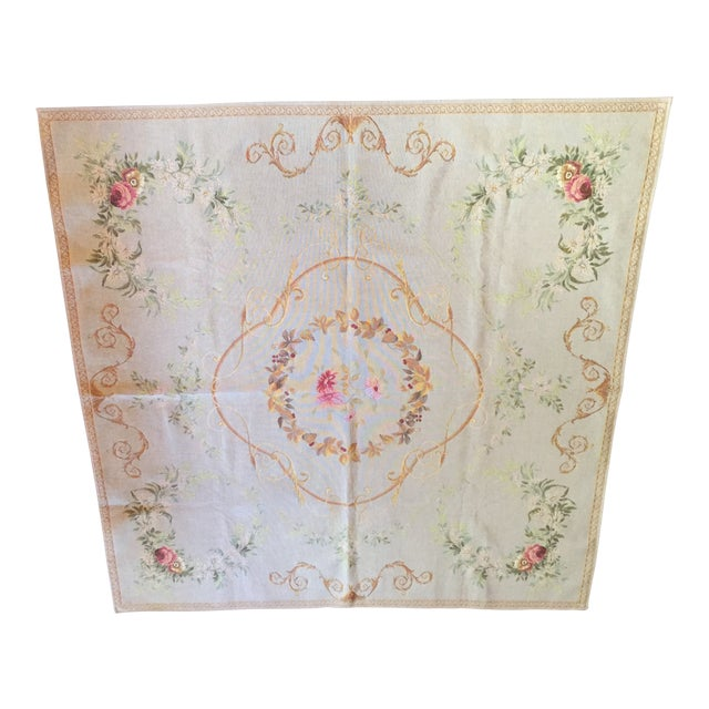 French Baroque Style Tapestry For Sale