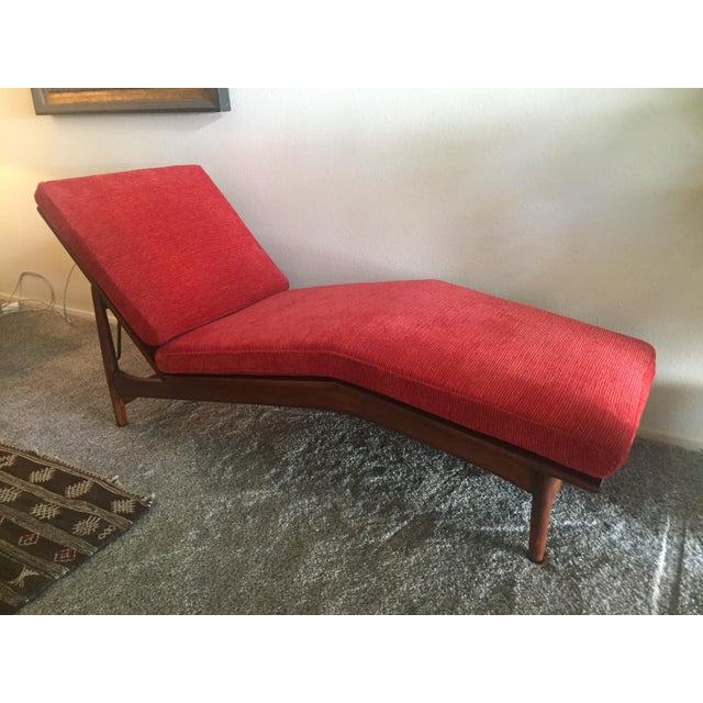 1960s Danish Modern Selig Adjustable Lounge Chair For Sale - Image 13 of 13