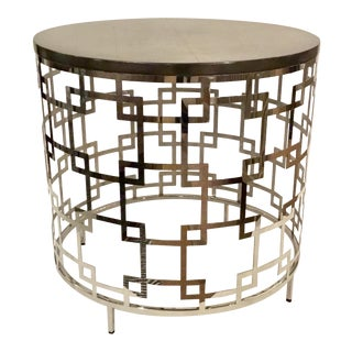 Ambella Home Modern Tempo End Table For Sale