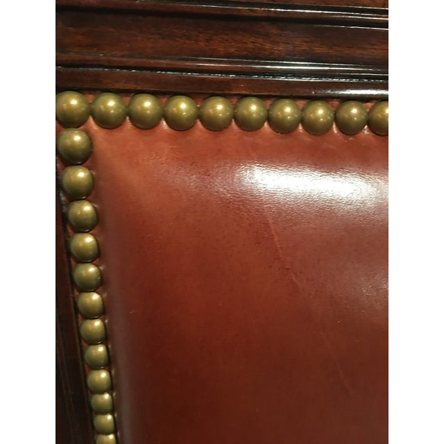 Theodore Alexander Regency Style Game Chair For Sale - Image 9 of 13