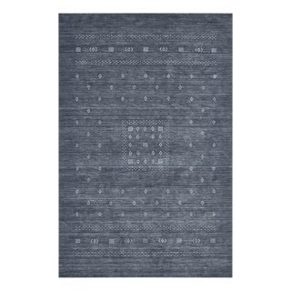 Simi, Hand-Knotted Area Rug - 8 X 10 For Sale
