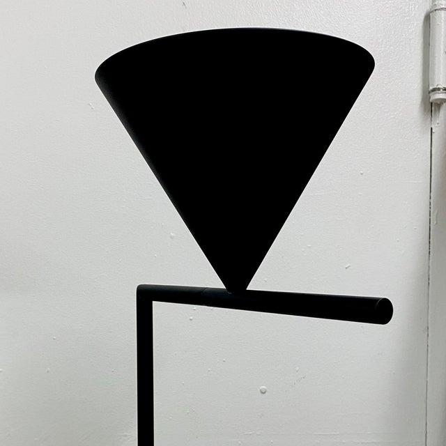 Flos Black Captain Flint Contemporary Style LED Floor Lamp For Sale - Image 9 of 13