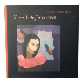 Signed Artist Gwen Knight Never Late for Heaven For Sale