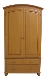 Image of Ethan Allen Armoires Wardrobes and Linen Presses