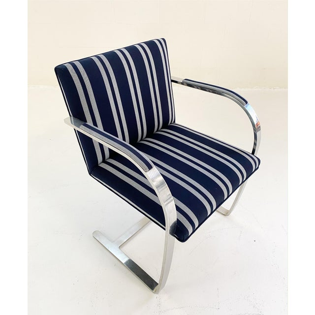 Kule X Forsyth Ludwig Mies Van Der Rohe Brno Chair For Sale In Saint Louis - Image 6 of 9