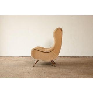 1960s Mid-Century Modern Marco Zanuso for Arflex Senior Chair Preview