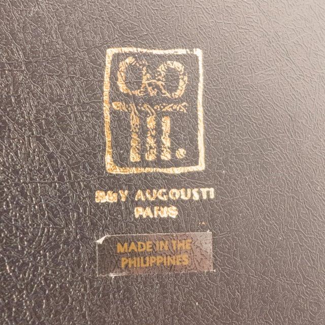 Animal Skin R & Y Augousti Bamboo Vase For Sale - Image 7 of 7