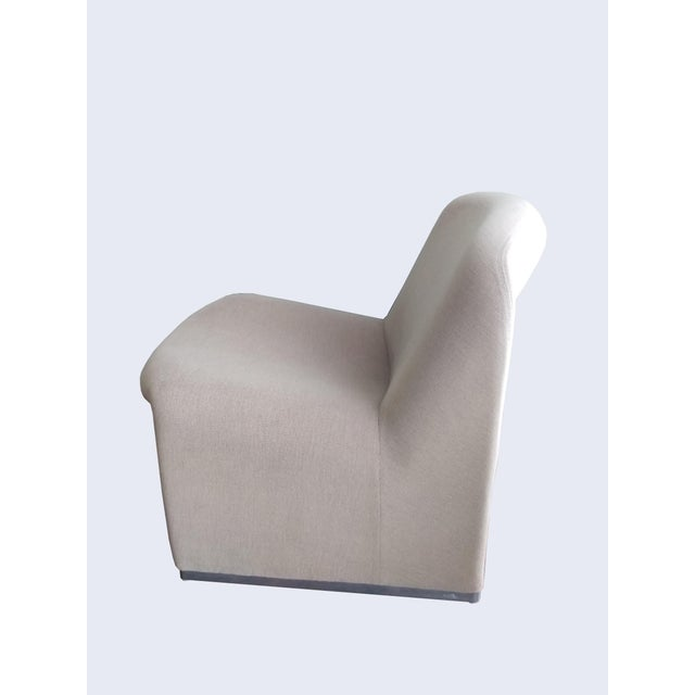 Italian 1970s Vintage Giancarlo Piretti for Castelli Italian Alky Chair For Sale - Image 3 of 9