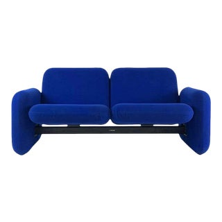 "Iconic Modern Design 1970s ""Chiclet"" Sofa Settee by Ray Wilkes for Herman Miller For Sale"