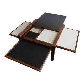 Coffeetable PAR4 by Bernard Vuarnesson for Bellato, Italy, 1980 For Sale