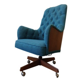 1960's American Executive Office Chair