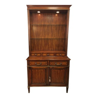 Theodore Alexander Display Cabinet For Sale