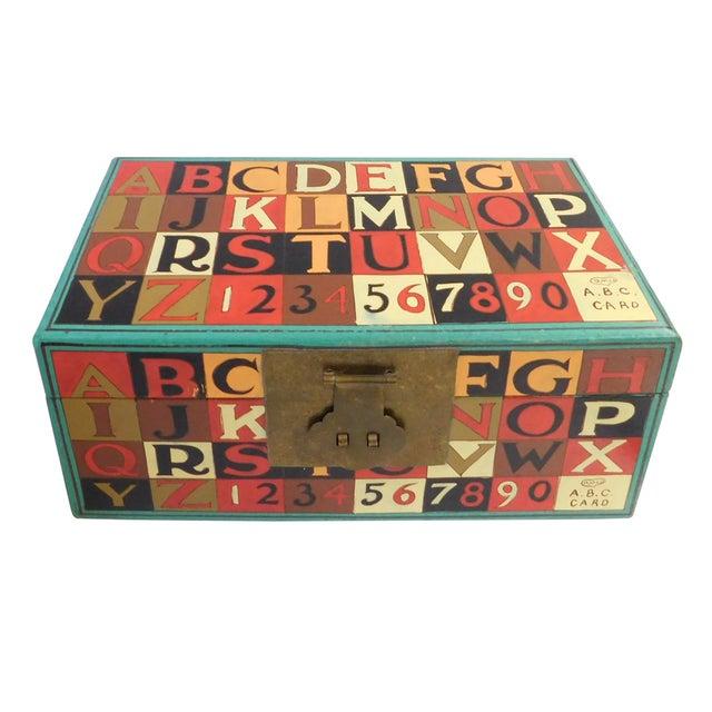 Chinese Rectangular Storage Box - Image 1 of 6
