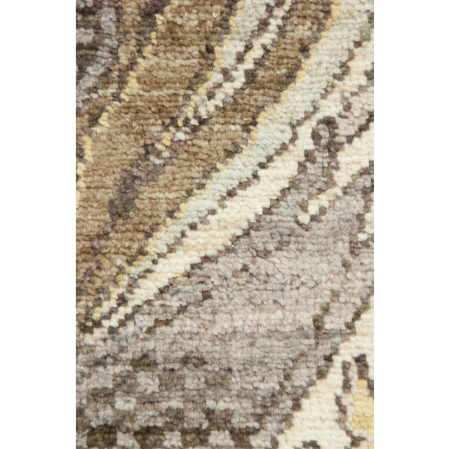 "Arts & Crafts Hand-Knotted Rug - 9'1"" x 11'9"" - Image 3 of 3"