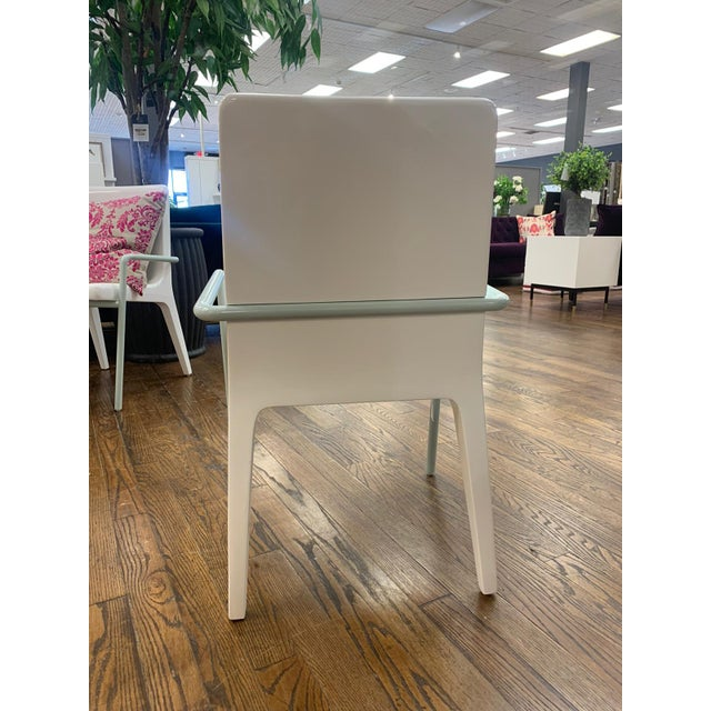 Contemporary Modern Eden Side Chair For Sale - Image 3 of 4