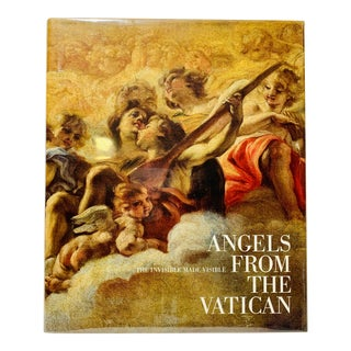 Angels From the Vatican Large Size Art Book Coffee Table Art Book For Sale