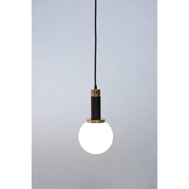 Mid-Century Modern Customizable Micelu Pendants For Sale - Image 3 of 10