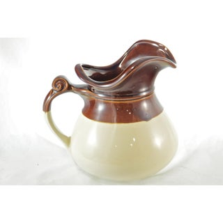 McCoy Two-Tone Farmhouse Jug Preview