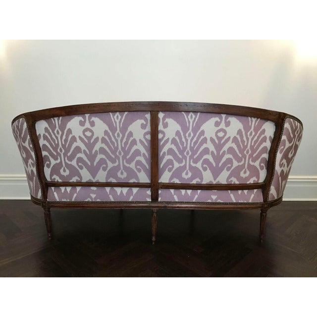 Louis XVI Style Three Seat Sofa - Image 9 of 9