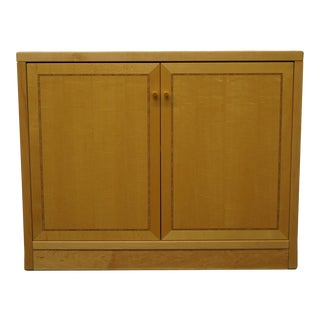 "Jesper 4000 Office Line Blonde 35"" Office Storage Cabinet For Sale"