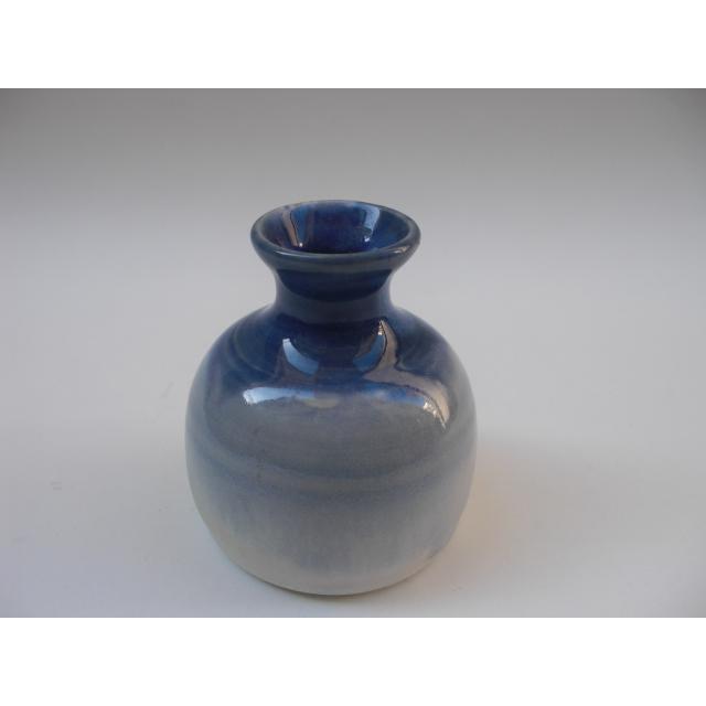 Cobalt Blue Gradient Studio Pottery - Image 4 of 5
