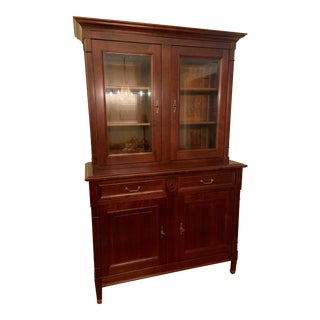 Grange Directoire China Cabinet For Sale
