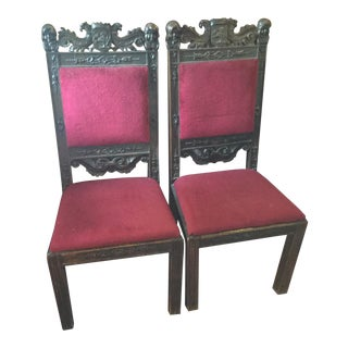 Scottish Farthingale Chairs- 2