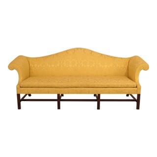 Kittinger Historic Newport Hn-11 Mahogany Chippendale Sofa For Sale