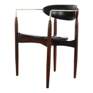 RARE Viscount Chair Designed by Dan Johnson For Sale