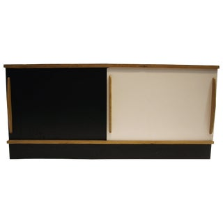 1958 French Charlotte Perriand (1903-1999) Sideboard For Sale