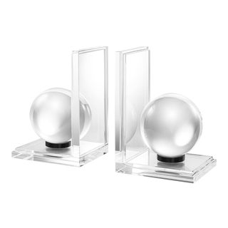 Glass Bookend (set of 2) | Eichholtz Lunda For Sale