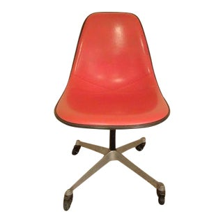 Mid Century Herman Miller Shell Chair For Sale