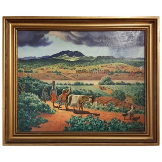 "William Norris Dakin ""Returning From the River, Sonora, Mexico"" For Sale"
