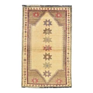 Vintage Persian Qashqai Rug For Sale