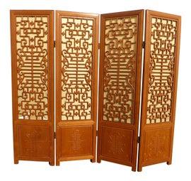 Image of Teak Screens and Room Dividers