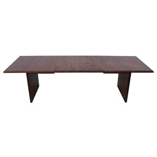 Phillip Lloyd Powell Style Dining Table For Sale