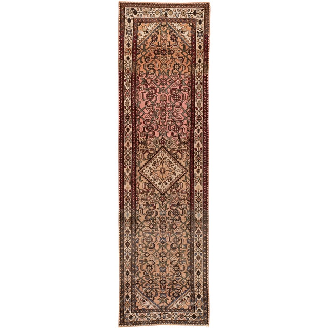 """Vintage Persian Rug, 2'8"""" X 9'7"""" For Sale"""