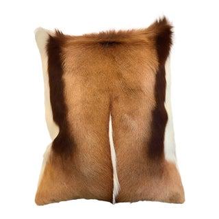 Springbok Pillow