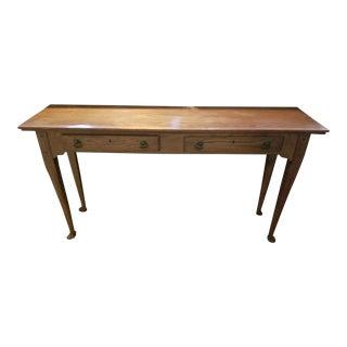 Lexington Furniture Bob Timberlake Sofa Table For Sale
