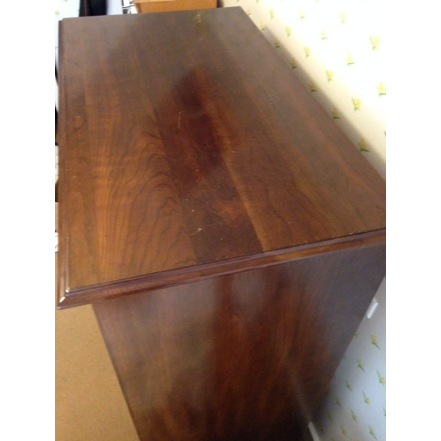 Traditional Stickley Tall Chest For Sale - Image 3 of 4
