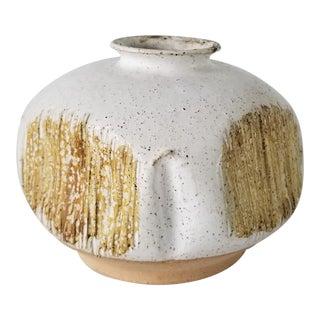 1976 Meredith Turnbull Mid-Century Art Pottery Vase For Sale