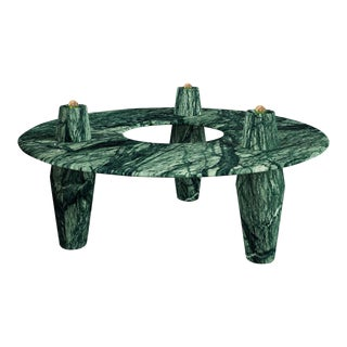Orbit Coffee Table 2.0 by Artist Troy Smith - Contemporary Design - Artist Proof - Custom Furniture - Limited Edition For Sale