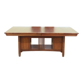Lexington Bob Timberlake Arts & Crafts Cherry Dining Table For Sale