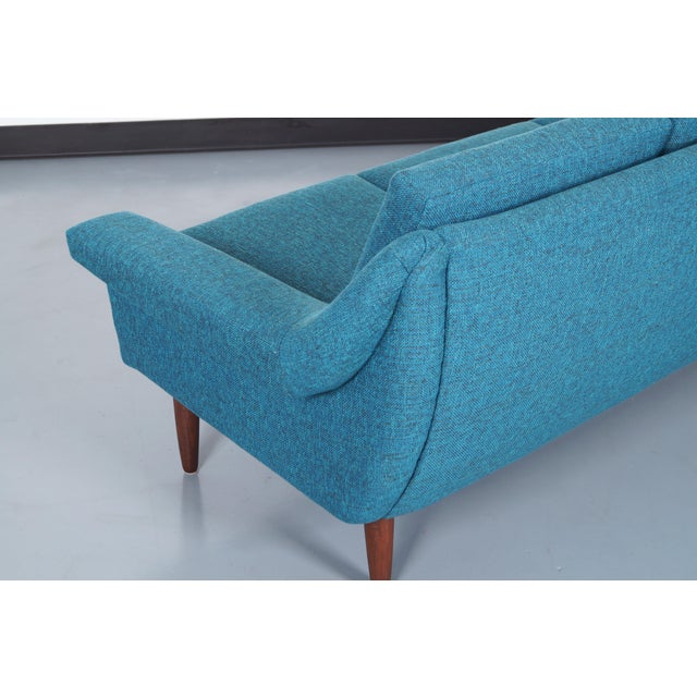 Danish Modern Sofa For Sale In Los Angeles - Image 6 of 7