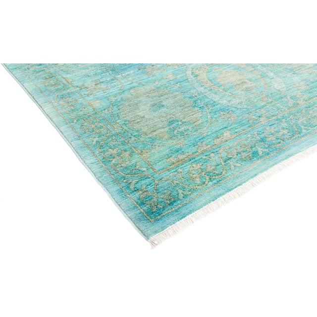 """Vibrance Hand Knotted Area Rug - 6' 2"""" X 9' 2"""" - Image 2 of 4"""