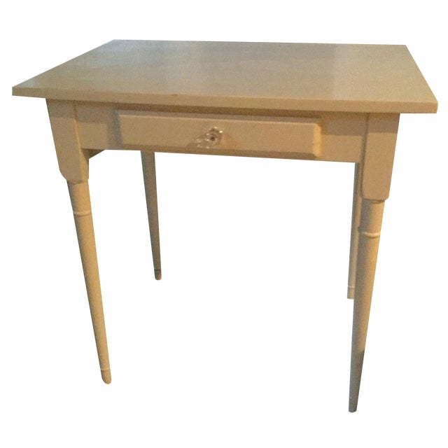 Antique Land of Nod Children's Side Table - Image 1 of 3